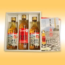 【名産品おとりよせ】坂元 りんご黒酢セット(D-32) 鹿児島店