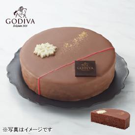 GODIVA クリスマス ガトー オ ショコラ