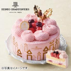 アンリ・シャルパンティエ ザ・ショートケーキ 〈フランボワーズ〉